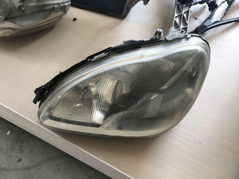 Scheinwerfereinsatz Hauptscheinwerfer links ScheinwerferMERCEDES-BENZ S-KLASSE (W220) S 320