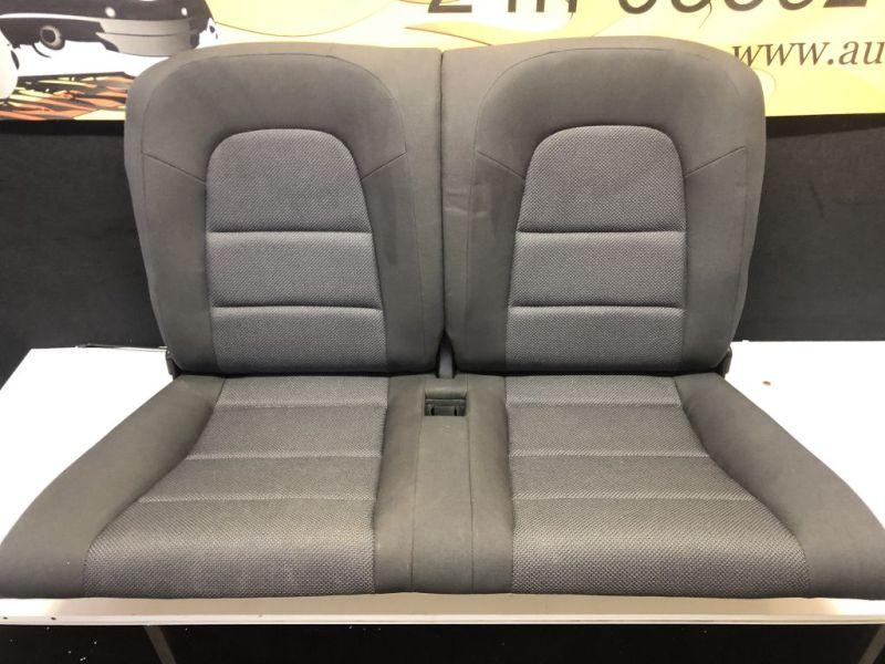 Rücksitzbank Stoff geteilt A3 8P7 Cab. Kajak Soul  Kofferraum EntriegelungAUDI A3 CABRIOLET (8P7) 1.6 TDI