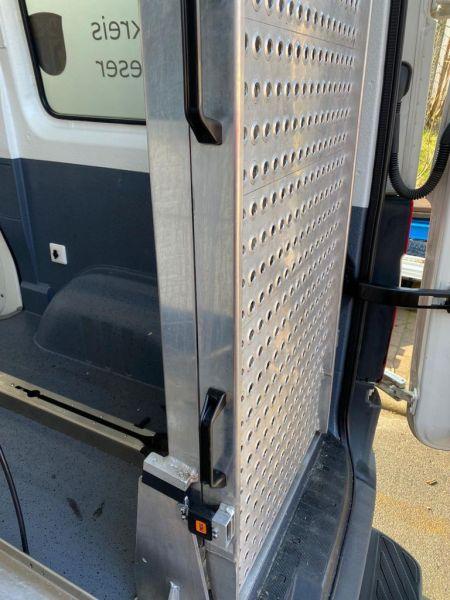 Rampe KTW Klapprampe Tragestuhlrampe für FesteinbauMERCEDES VW SPINTER VITO CRAFTER T4 T5 T6