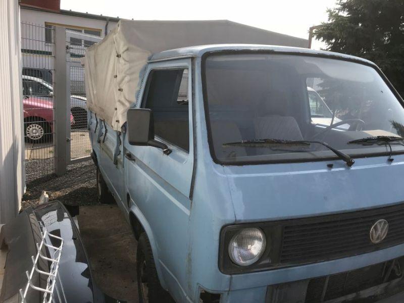 VW T III PRITSCHE1.7 D