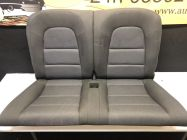 Rücksitzbank Stoff geteilt A3 8P7 Cab. Kajak Soul  Kofferraum Entriegelung<br>AUDI A3 CABRIOLET (8P7) 1.6 TDI
